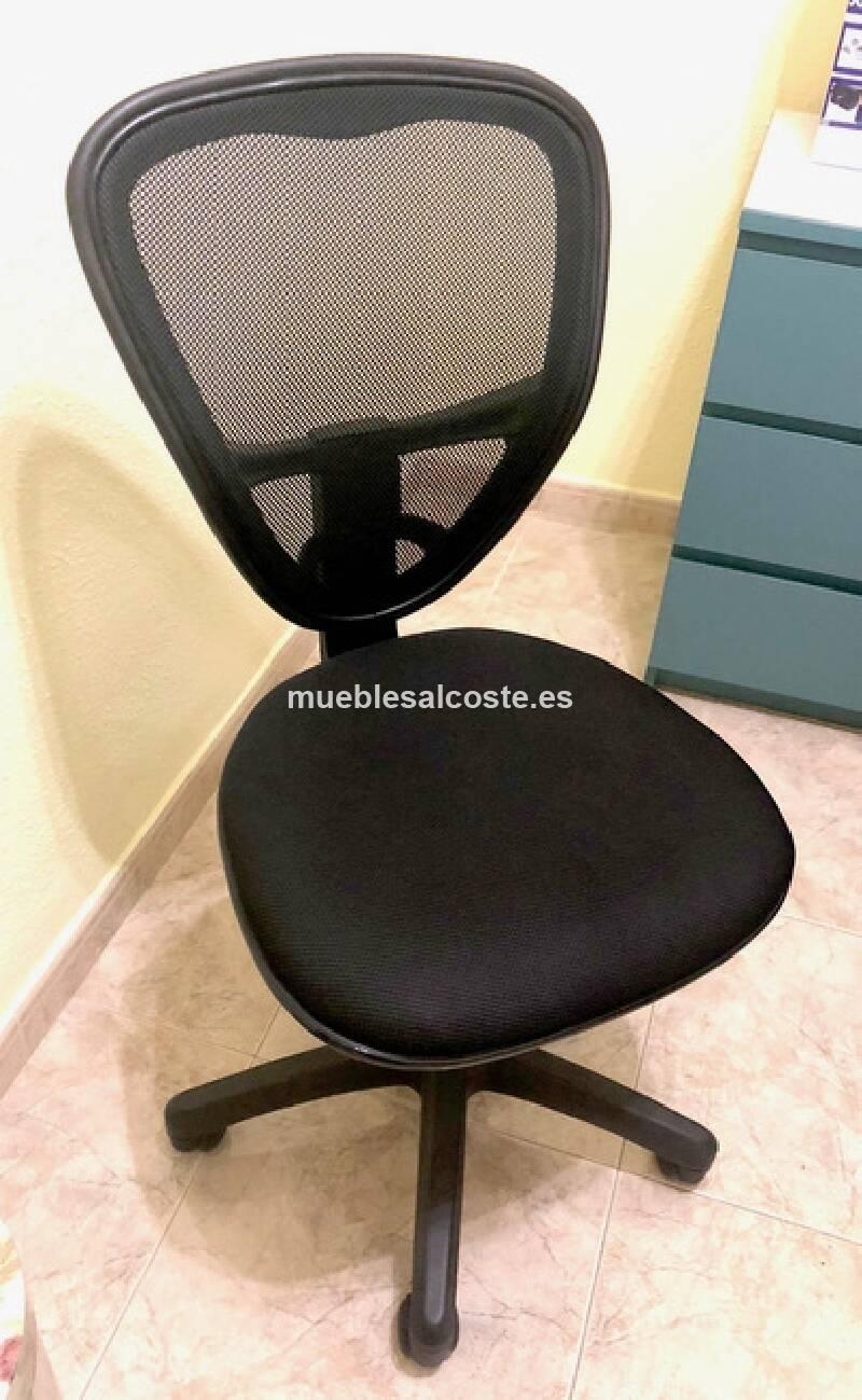 silla de oficina cod:25323 segunda mano, Mueblesalcoste.es