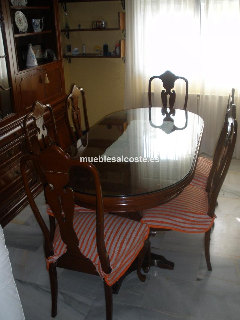 mesa para salon comedor cod:12306 segunda mano, Mueblesalcoste.es