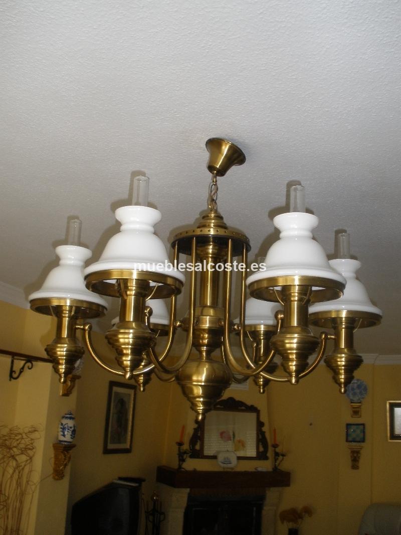 Lampara salon comedor cod 12307 segunda mano - Segunda mano lamparas ...