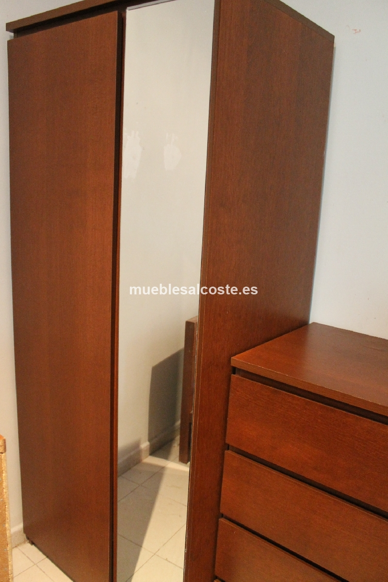 Artesanato Folclorico Do Espirito Santo ~ Armario, comoda y estructura de cama IKEA cod 12376 segunda mano, Mueblesalcoste es