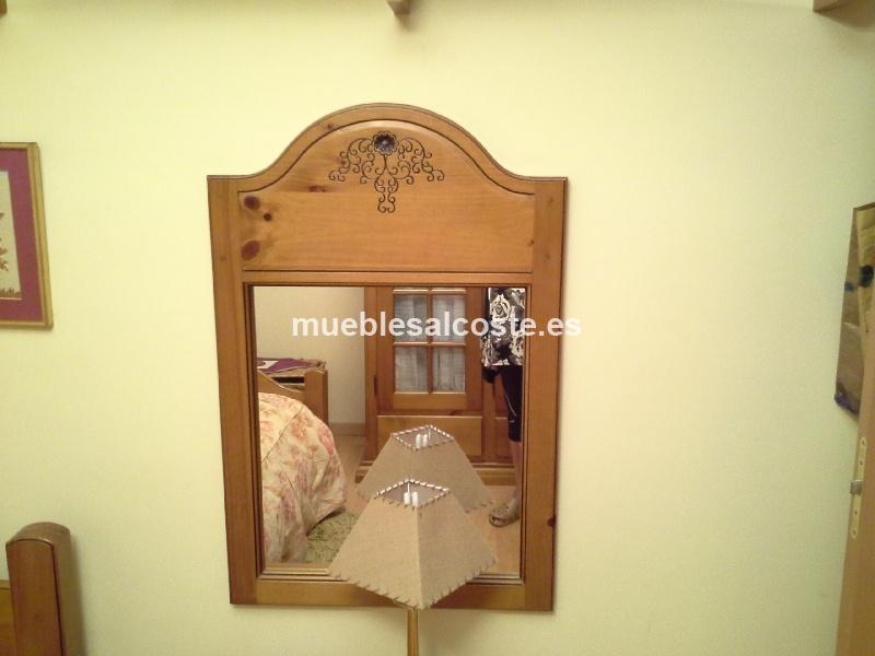 Muebles De Segunda Mano Tarragona : Habitacion completa muebles macizos pino americano cod