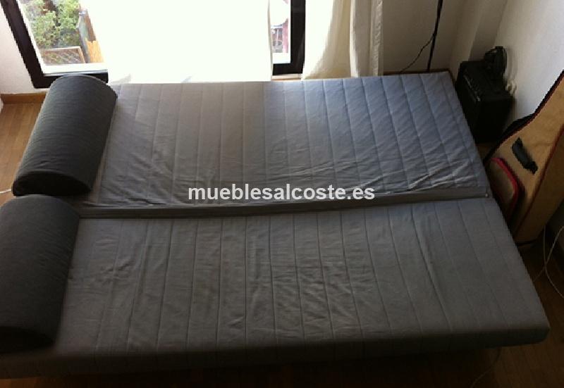 Sof cama beddinge lovas cod 12406 segunda mano for Sofa cama segunda mano