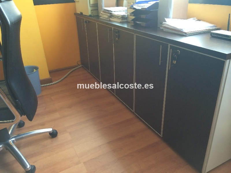 Muebles despacho oficina cod 12421 segunda mano for Muebles de oficina 2000