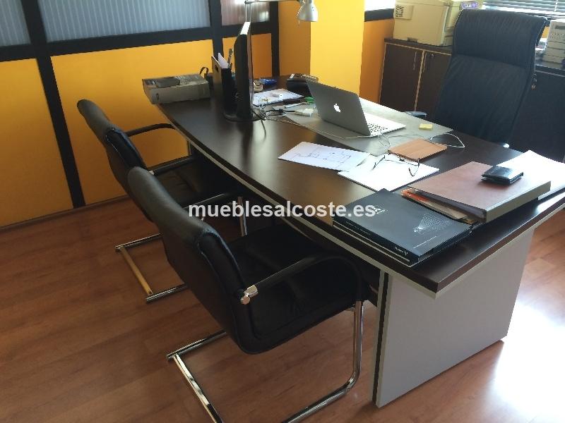 Muebles despacho oficina cod 12421 segunda mano for Sillas despacho segunda mano