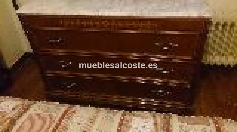 MUEBLES DORMITORIO COMPLETO 12644 segunda mano, Mueblesalcostees