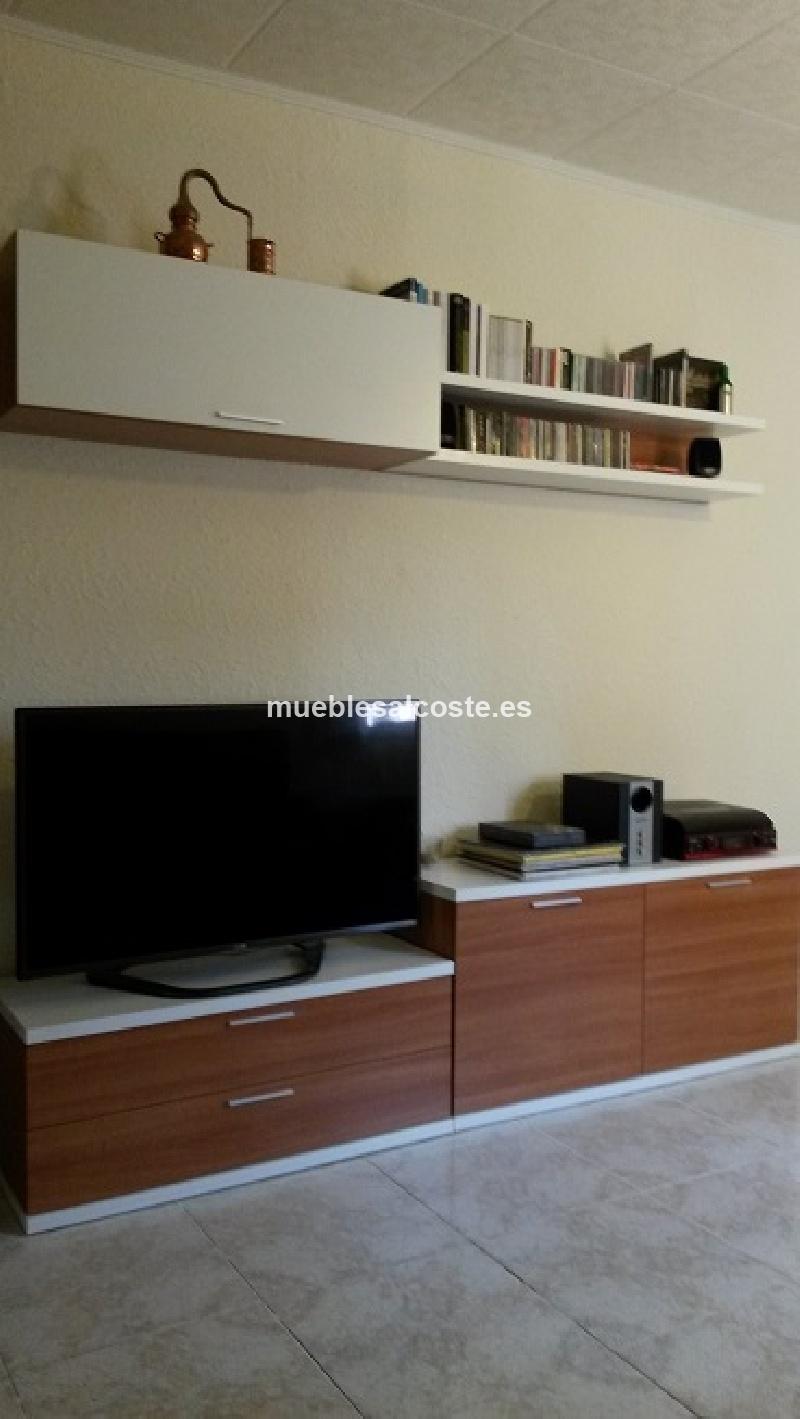 Mueble Modular Salon Tv Cod 12663 Segunda Mano