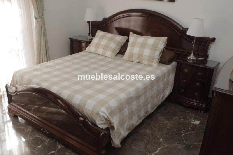 Dormitorio completo estilo cl sico neocl sico acabado for Recogida muebles murcia
