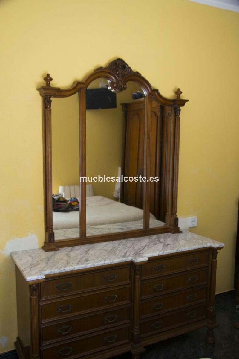 Muebles dormitorio de segunda mano 20170724091400 - Armarios vintage segunda mano ...
