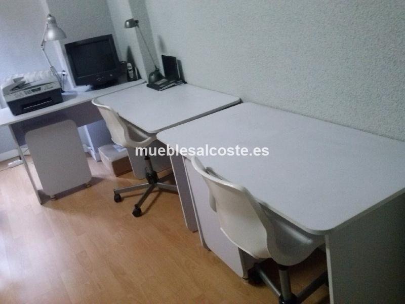 Muebles oficina 12715 segunda mano, Mueblesalcostees