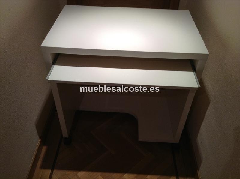 Mesa ordenador estilo moderno acabado madera cod 15320 segunda mano - Mesas ordenador segunda mano ...