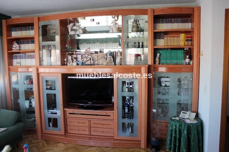 Mueble de salon moderno cod 12753 segunda mano for Mueble salon moderno