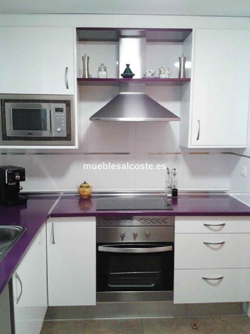 Mobiliario de cocina cod 12769 segunda mano for Mobiliario para cocina