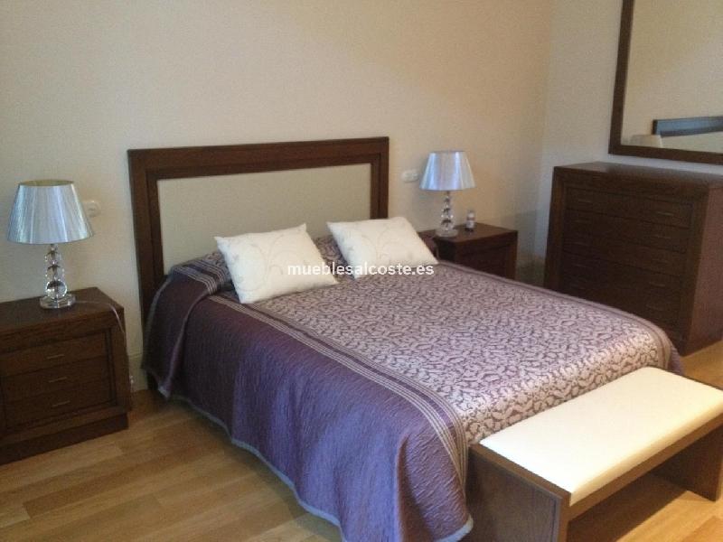 Dormitorio Matrimonio Rustico Segunda Mano : Dormitorio de matrimonio cod segunda mano