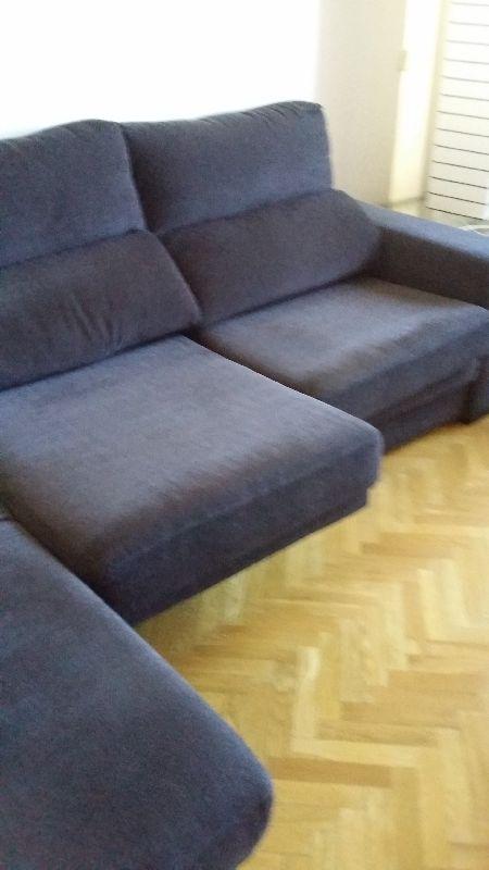 Sofá chaiseloungue