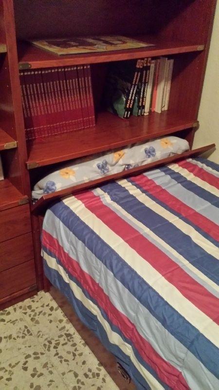 Dormitorio juvenil estilo igual foto acabado igual foto - Dormitorio juvenil malaga ...