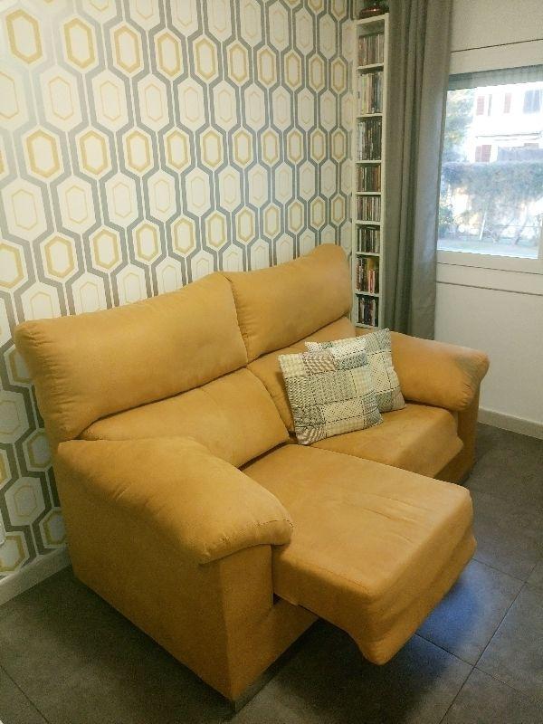 Sofa 2 plazas abatible