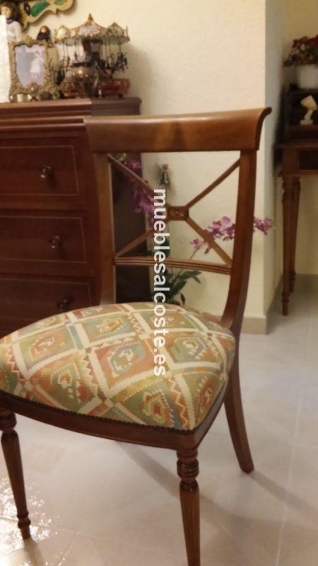 Mesa comedor sillas y comoda cod 15313 segunda mano - Mesas y sillas de comedor segunda mano en madrid ...