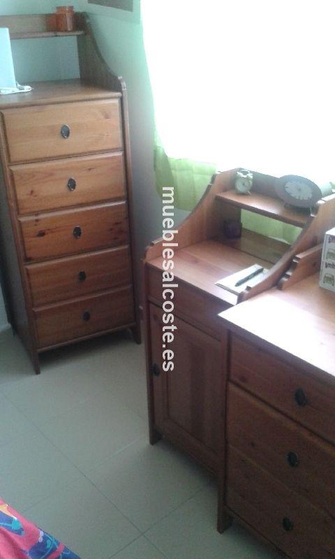 Muebles auxiliares de dormitorio cod 15639 segunda mano for Muebles auxiliares segunda mano