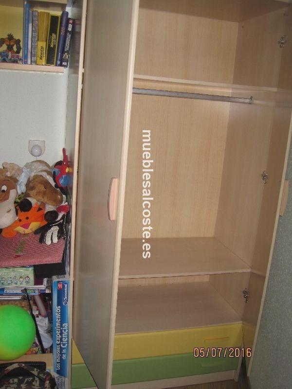 Mueble infantil estilo igual foto acabado igual foto cod for Segunda mano muebles infantiles
