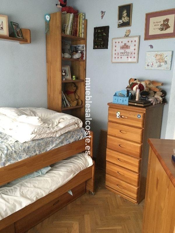Dormitorio ninos estilo igual foto acabado igual foto - Dormitorios ninos segunda mano ...