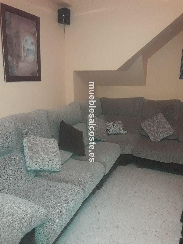 Sofa rinconera estilo igual foto acabado igual foto cod for Sofa segunda mano sevilla