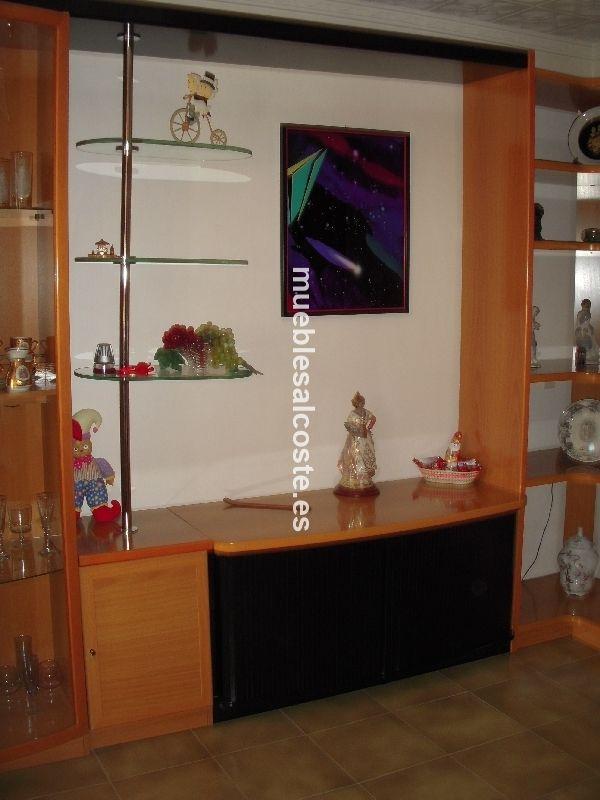Mueble de salon cod 20747 segunda mano - Muebles segunda mano albacete ...