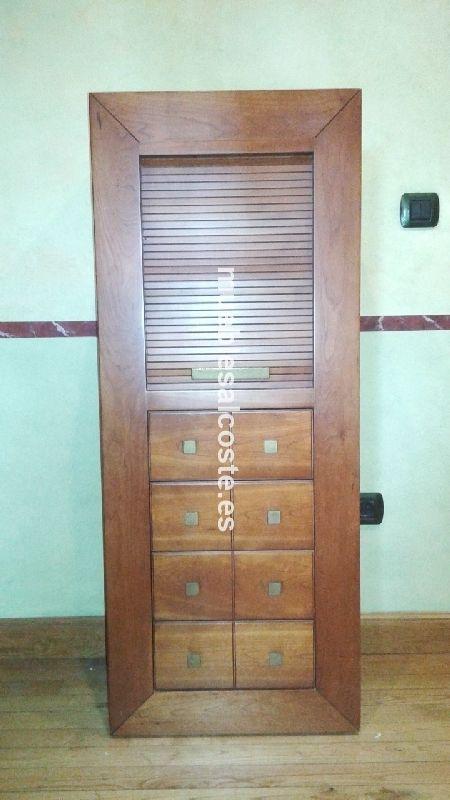 Mueble auxiliar estilo igual foto acabado igual foto cod for Mueble auxiliar alto