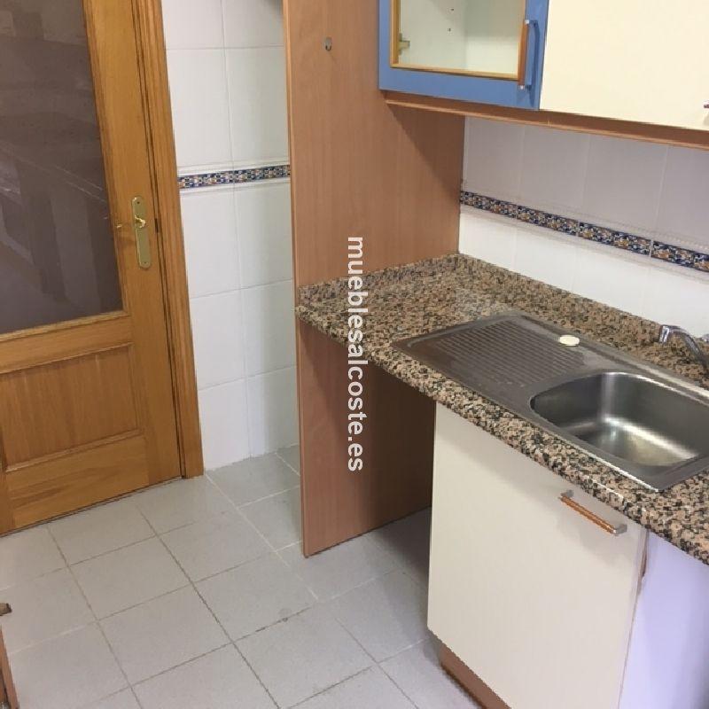 Muebles de cocina fregadero horno y placa cod 23116 segunda mano - Segunda mano muebles de cocina madrid ...