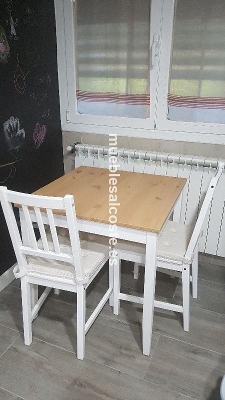 Mesa comedor IKEA cod:24788 segunda mano, Mueblesalcoste.es