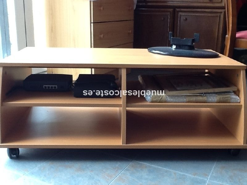 Mesa baja tv cod 13554 segunda mano for Mesa tv segunda mano