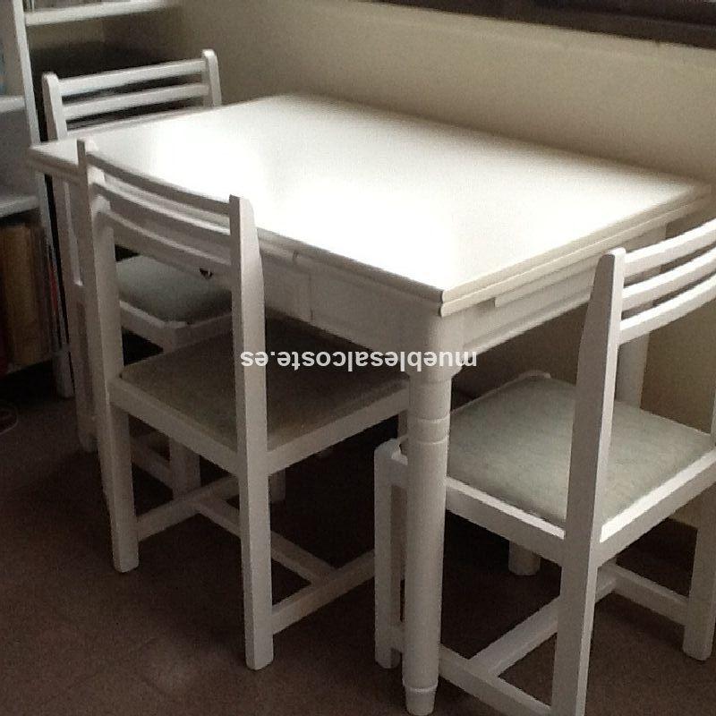 Mesa de cocina cod 15381 segunda mano for Milanuncios tenerife muebles