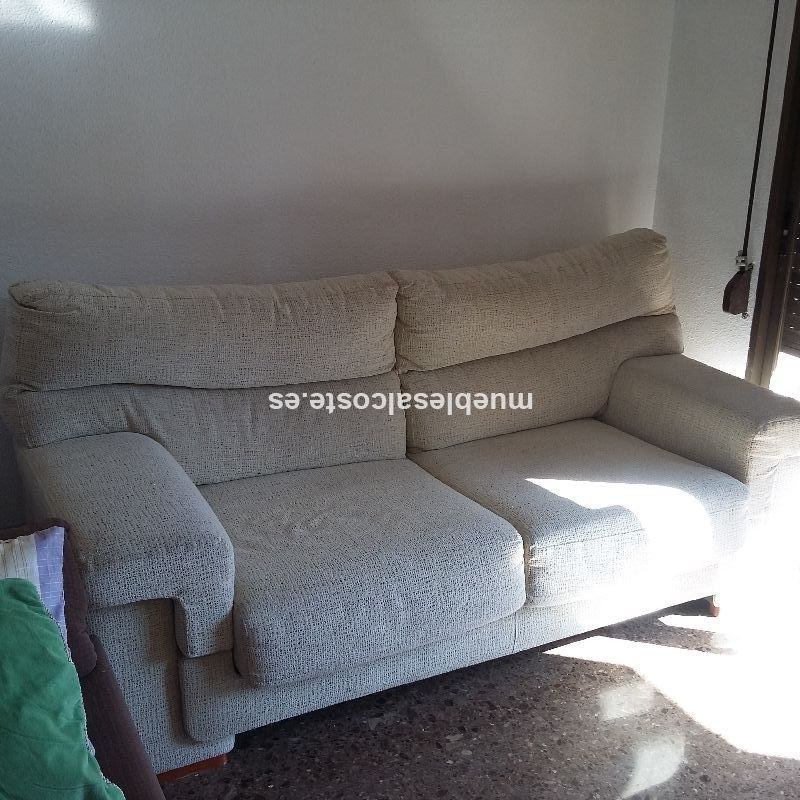 Sofa 3 Plazas Cod 15736 Segunda Mano
