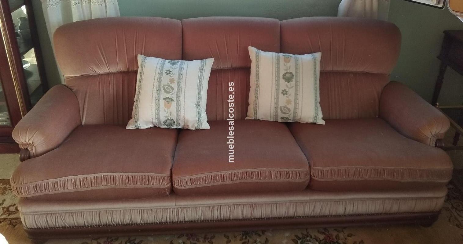 Sofás segunda mano y sillones de ocasion en Orense