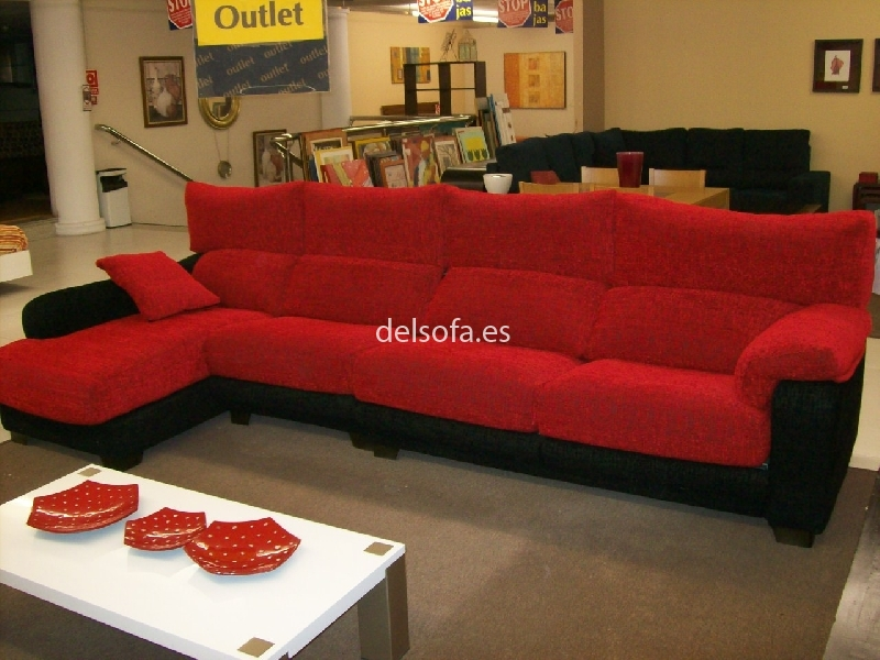SOFA C/ CHAISSELONGE