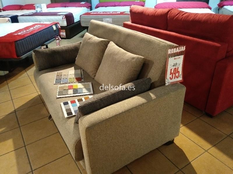 Sofa cama con cama de 150x200
