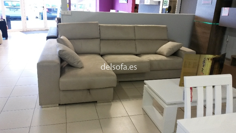 SOFA 3 PLAZAS+CHEISLONGUE