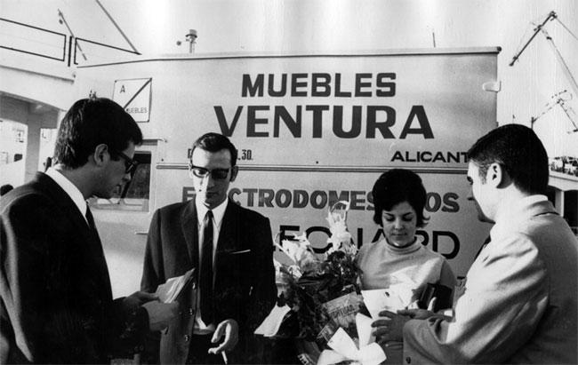 Muebles Ventura - La empresa